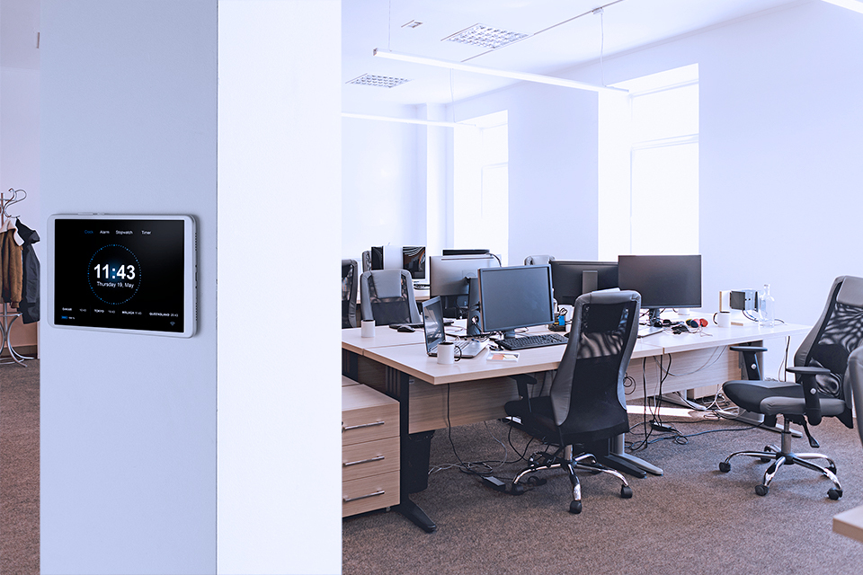 oficina inteligente